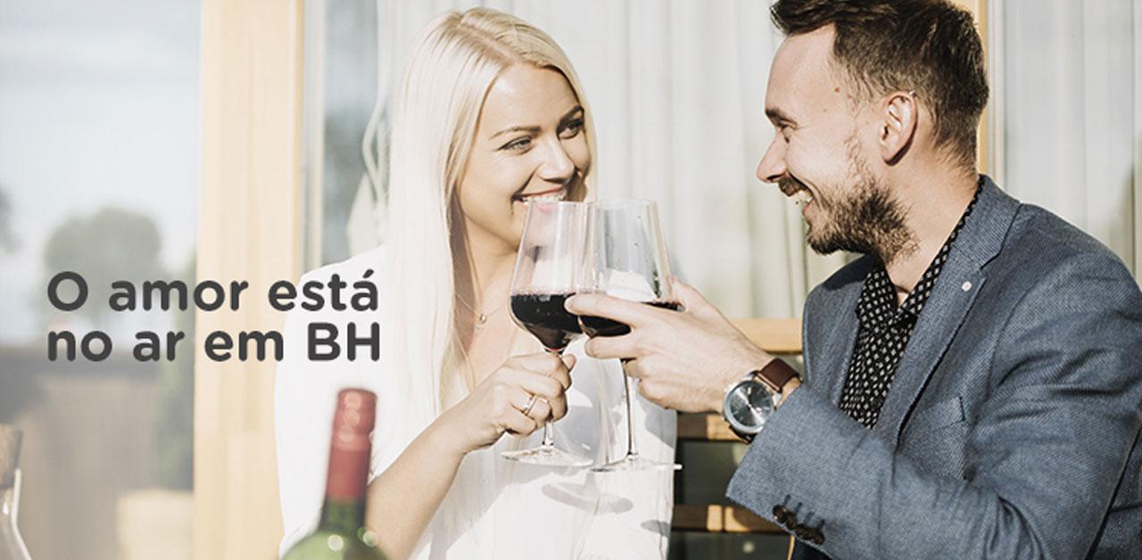 restaurantes românticos em BH