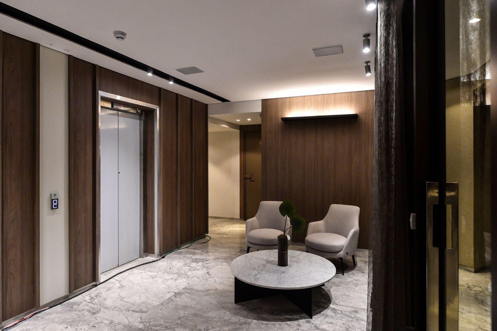 Home Residence - Hall de entrada