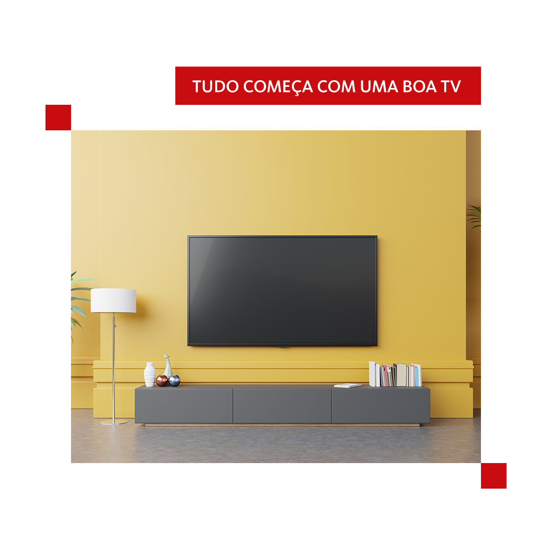 Escolhendo a TV